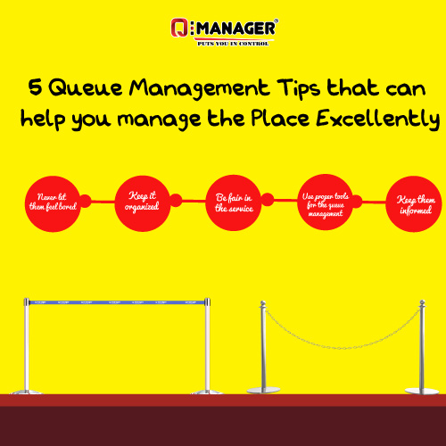 5 Queue Management Tips  That can help you manage the Place Excellently