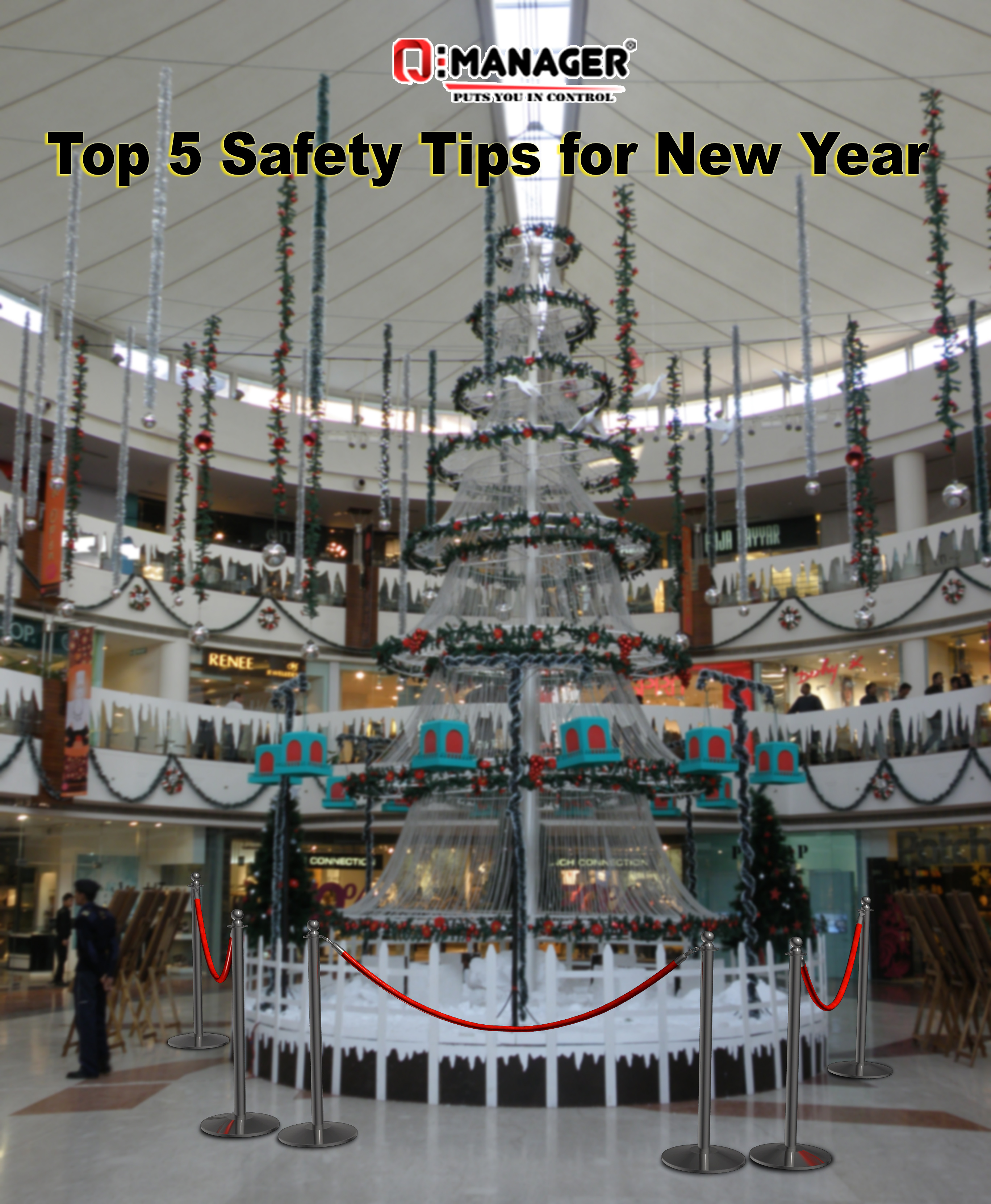 Top 5 Safety Tips for New Year