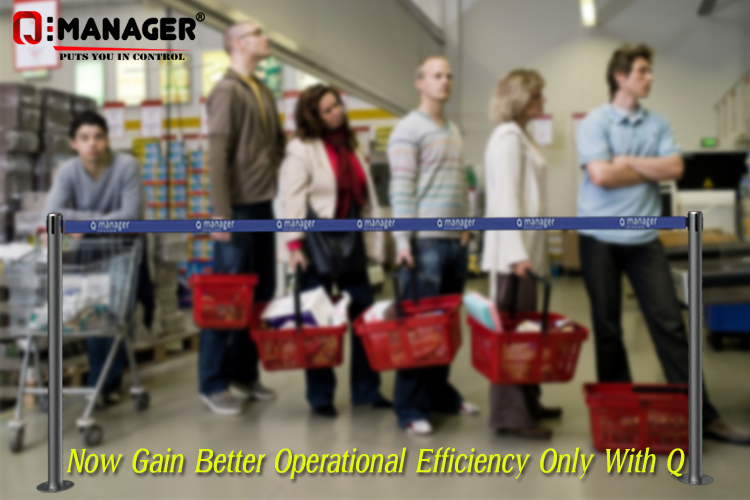 Now Gain Better Operational Efficiency Only With Q-Manager