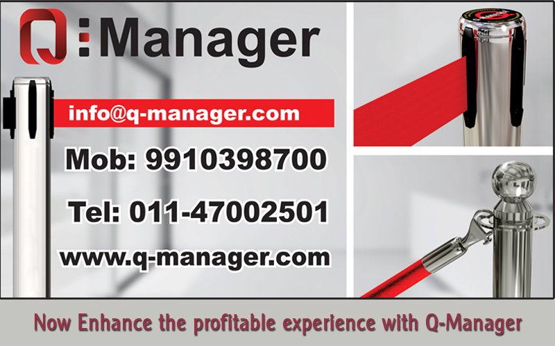 Now enhance the profitable experience with Q-Manager
