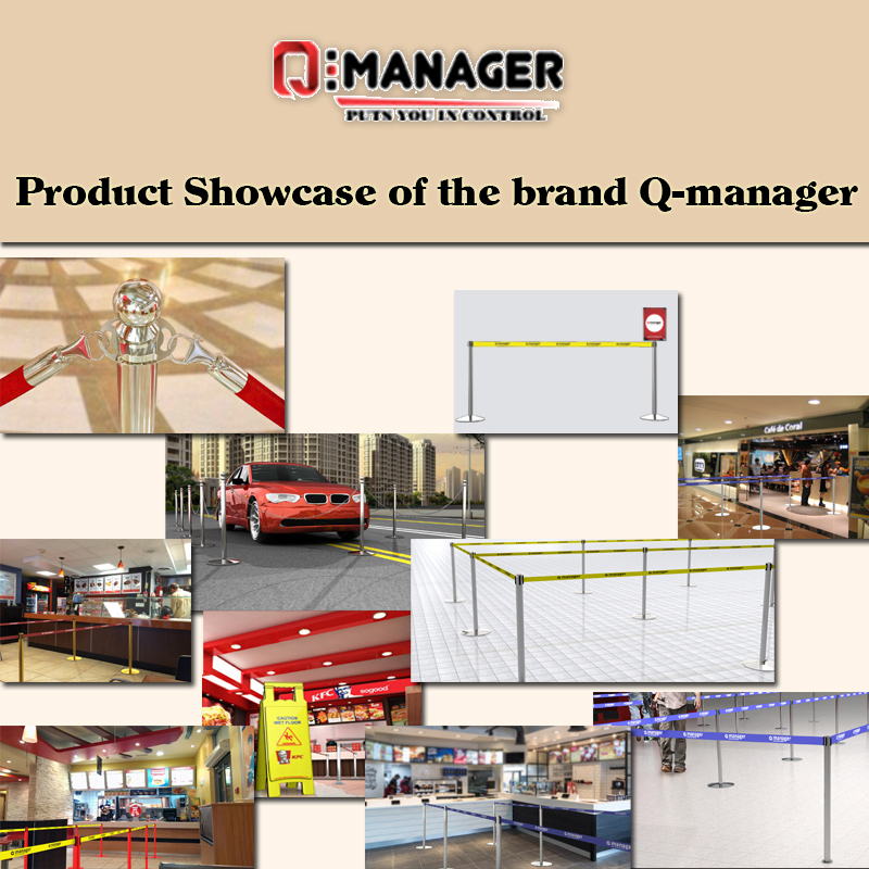 Product Showcase of the brand Q-manager