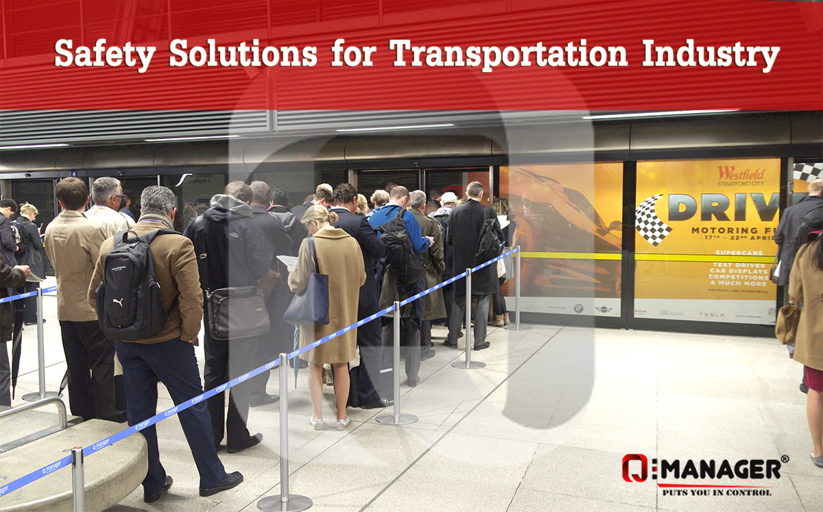 Safety Solutions for Transportation Industry